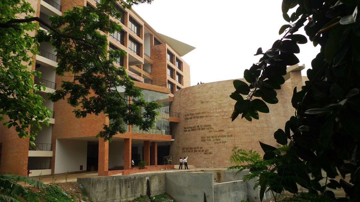 Bangla Academy @ Exterior View